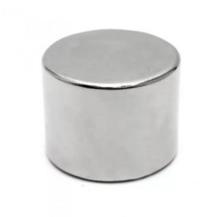 Магнит NdFeB N38 1х1 мм - сила сцепления: 0.03 кг