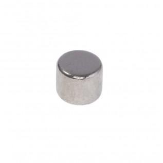 Магнит NdFeB N38 4х1,5 мм - сила сцепления: 0.24 кг