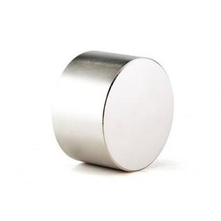 Магнит NdFeB N38 50х10 мм сила сцепления: 37.00 кг