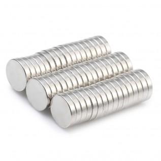 Магнит NdFeB N38 9х2 мм сила сцепления: 0.90 кг