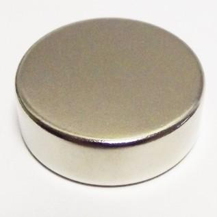 Магнит NdFeB N38 2х4 мм - сила сцепления: 0.1 кг