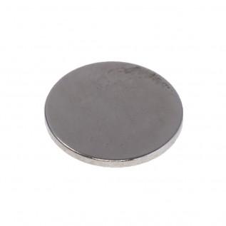Магнит NdFeB N38 15х1мм сила сцепления: 1.10 кг
