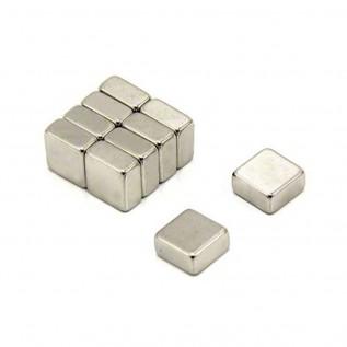 Магнит NdFeB N38 7х6х1,5 сила сцепления: 0.60 кг