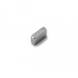 Магнит NdFeB N38 25х10х6 мм сила сцепления: 7.00 кг