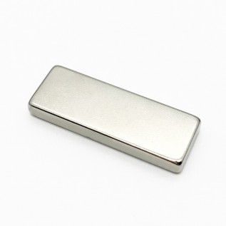 Магнит NdFeB 5х1,5х1 N45  сила сцепления: 0.40 кг