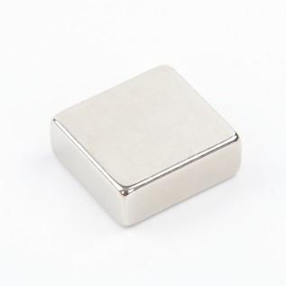 Магнит NdFeB N38 6x6x2 сила сцепления: 0.87 кг