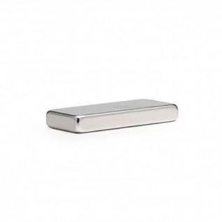 Неодимовый магнит прямоугольник 20х5х2 мм 1.1 кг