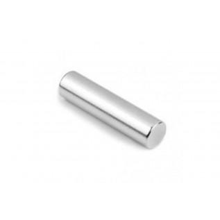 Неодимовый магнит пруток 5х20 мм сила сцепления: 1.8 кг