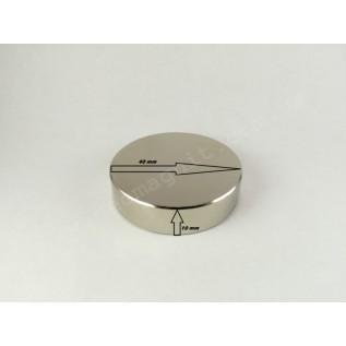 Неодимовый магнит - шайба D40*H10