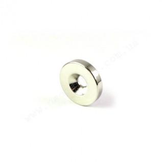 Магнит с зенковкой D14-d7/3,5*h3 мм