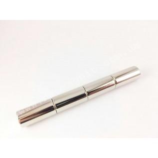 Маленький неодимовый магнит D10*H20