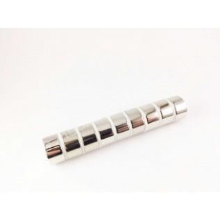 Маленький неодимовый магнит D15*H10