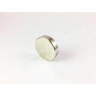 Маленький неодимовый магнит D20*H5