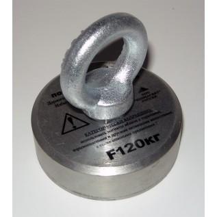 Поисковый магнит Тритон на 120 кг